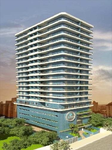 ref.: 1057200 - apartamento em praia grande, no bairro canto do forte - 2 dormitórios
