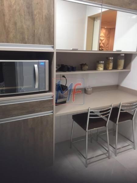 ref 10.586 lindissimo apartamento  alto da mooca com 3  suítes, 2 vagas, 110 m² área de lazer, varanda gourmet. - 10586