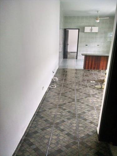 ref.: 106 - casa em praia grande, no bairro ocian - 2 dormitórios