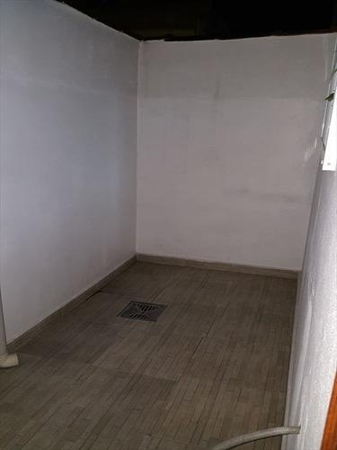 ref.: 1061 - casa em praia grande, no bairro guilhermina - 2 dormitórios