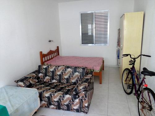 ref.: 1062 - apartamento em praia grande, no bairro guilhermina - 1 dormitórios
