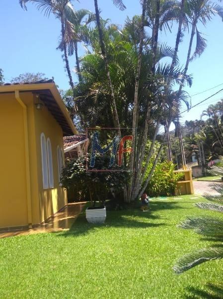 ref 10.639  linda casa no cond. fechado park imperial - com  2 lotes  terreno  720 m2 e  4 dorms, (3 suítes), 6 vagas,  piscina e  paisagismo ! - 10639