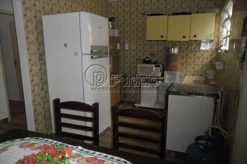 ref.: 1066 - apartamento em praia grande, no bairro forte - 2 dormitórios