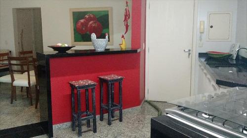 ref.: 1074 - apartamento em guarujá, no bairro pitangueiras - 4 dormitórios