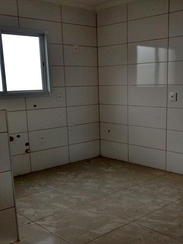 ref.: 1075 - apartamento em praia grande, no bairro guilhermina - 2 dormitórios
