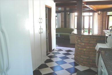 ref.: 1076 - casa em cotia, no bairro vila santo antonio - 4 dormitórios