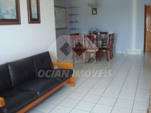 ref.: 108 - apartamento em praia grande, no bairro ocian - 2 dormitórios