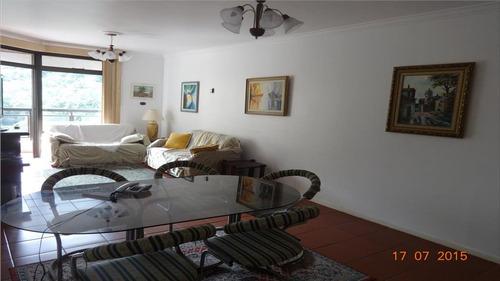 ref.: 1083 - apartamento em guarujá, no bairro pitangueiras