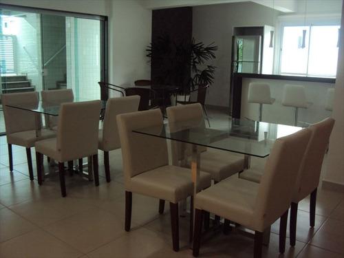 ref.: 1084 - apartamento em praia grande, no bairro guilhermina - 2 dormitórios