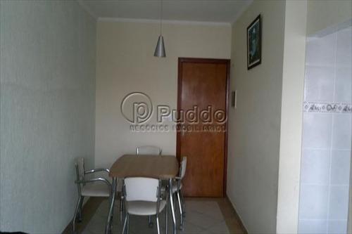 ref.: 1084 - apartamento em praia grande, no bairro vila guilhermina - 2 dormitórios