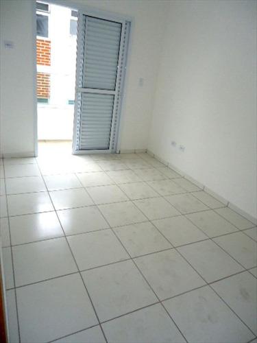 ref.: 1085 - apartamento em praia grande, no bairro boqueirao - 2 dormitórios