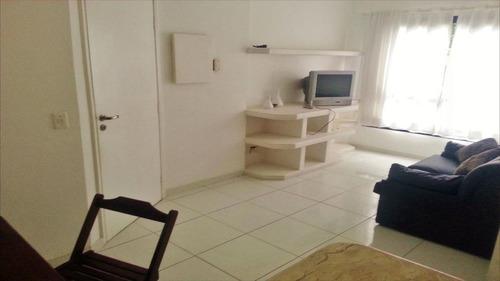 ref.: 1090 - apartamento em guarujá, no bairro tombo - 1 dor