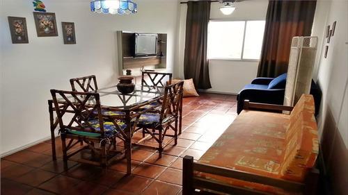 ref.: 1091 - apartamento em guarujá, no bairro astúrias - 1