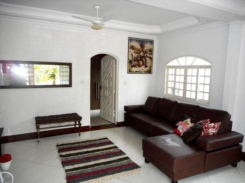 ref.: 1092 - casa em praia grande, no bairro canto do forte - 3 dormitórios