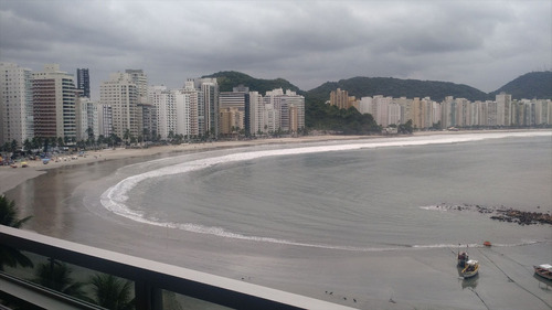 ref.: 1093 - apartamento em guarujá, no bairro astúrias - 2