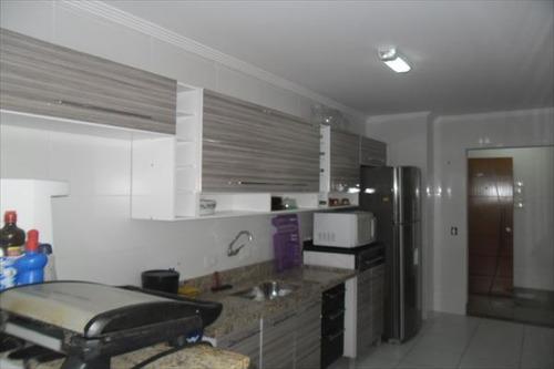 ref.: 1093 - apartamento em praia grande, no bairro boqueirão - 2 dormitórios