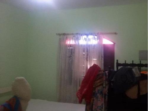 ref.: 11 - casa em mongagua, no bairro itaguai - 1 dormitórios