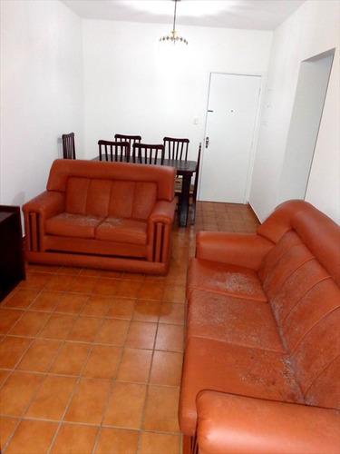 ref.: 1100 - apartamento em praia grande, no bairro aviacao - 2 dormitórios