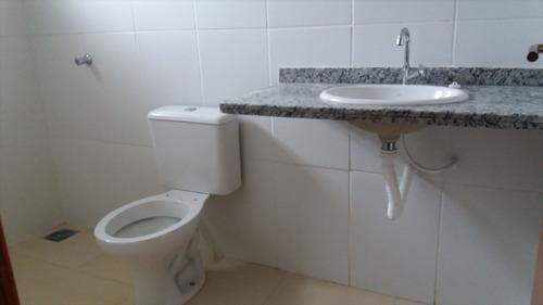 ref.: 11000 - casa em itanhaém, no bairro parque augusto - 3 dormitórios