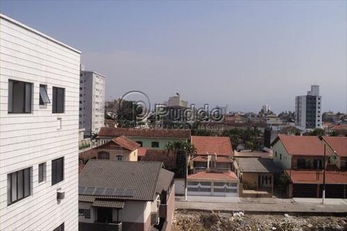 ref.: 1101 - apartamento em praia grande, no bairro forte - 1 dormitórios