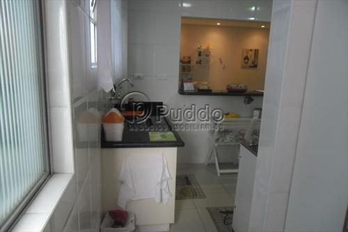 ref.: 1103 - apartamento em praia grande, no bairro forte - 2 dormitórios