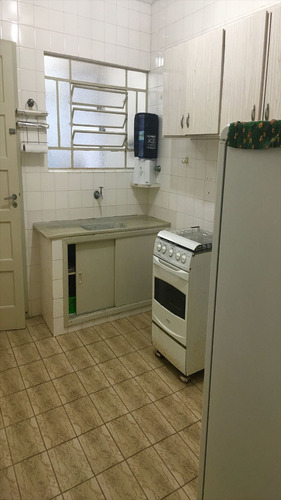 ref.: 1109 - apartamento em guaruja, no bairro jardim las pa