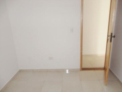 ref.: 1112300 - casa em praia grande, no bairro guilhermina - 2 dormitórios