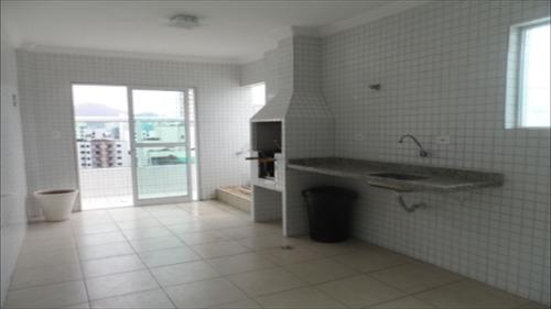 ref.: 1113 - apartamento em praia grande, no bairro vila guilhermina - 2 dormitórios