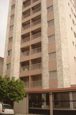 ref.: 1115 - apartamento em praia grande, no bairro boqueirao - 2 dormitórios