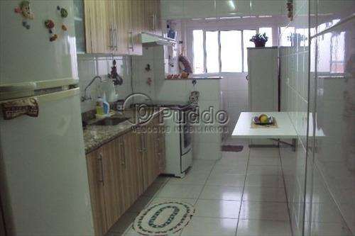 ref.: 1115 - apartamento em praia grande, no bairro vila tupi - 2 dormitórios