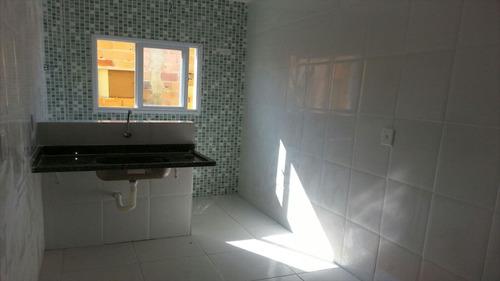 ref.: 1116 - casa condomínio fechado em praia grande, no bairro jardim melvi - 1 dormitórios