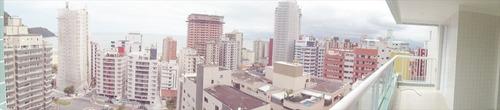 ref.: 1120300 - apartamento em praia grande, no bairro canto do forte - 2 dormitórios