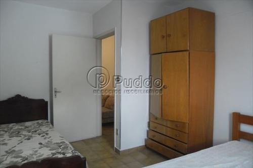 ref.: 1121 - apartamento em praia grande, no bairro forte - 2 dormitórios