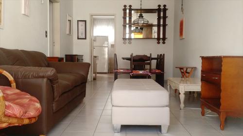 ref.: 1124 - apartamento em guaruja, no bairro barra funda -