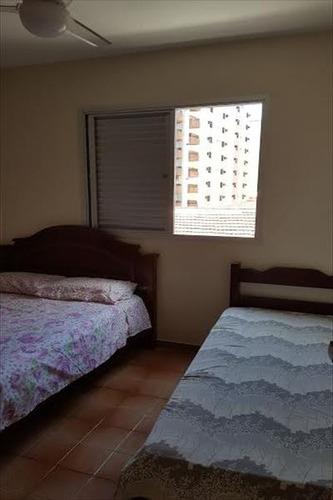 ref.: 1124 - apartamento em praia grande, no bairro forte - 1 dormitórios