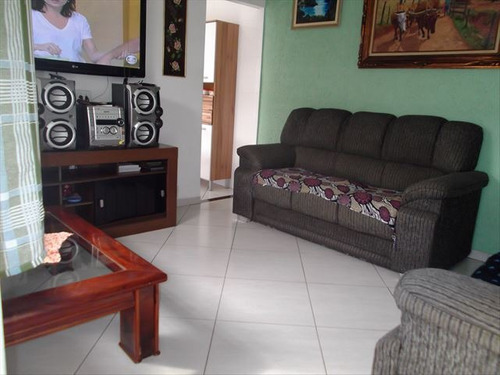 ref.: 1126500 - casa em praia grande, no bairro aviacao - 2 dormitórios