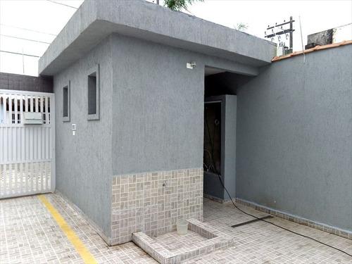 ref.: 1127 - casa em praia grande, no bairro sitio do campo - 2 dormitórios
