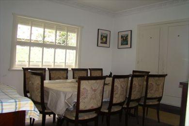 ref.: 112801 - casa em santos, no bairro embare - 3 dormitórios