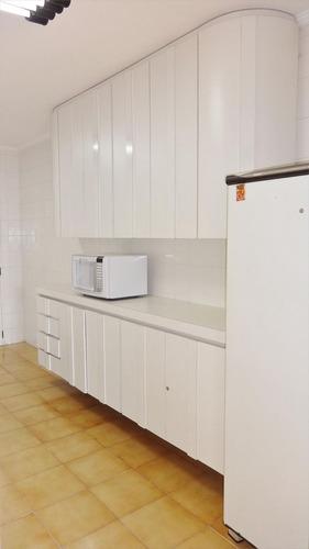 ref.: 1130 - apartamento em guaruja, no bairro centro - 3 dormitórios