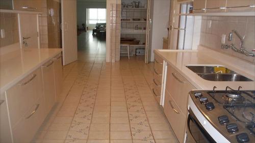 ref.: 1131 - apartamento em guaruja, no bairro pitangueiras - 4 dormitórios