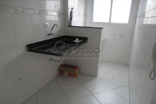 ref.: 1135 - apartamento em praia grande, no bairro forte - 1 dormitórios