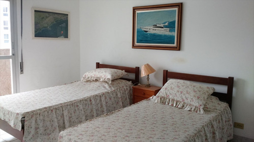 ref.: 1136 - apartamento em guarujá, no bairro pitangueras -