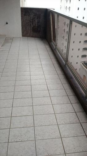 ref.: 1136 - apartamento em guarujá, no bairro pitangueras - 3 dormitórios