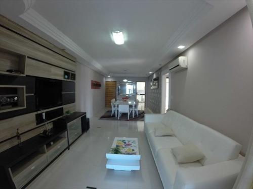 ref.: 1136 - apartamento em praia grande, no bairro boqueirao - 3 dormitórios