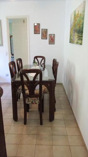 ref.: 1138 - apartamento em guaruja, no bairro barra funda - 2 dormitórios