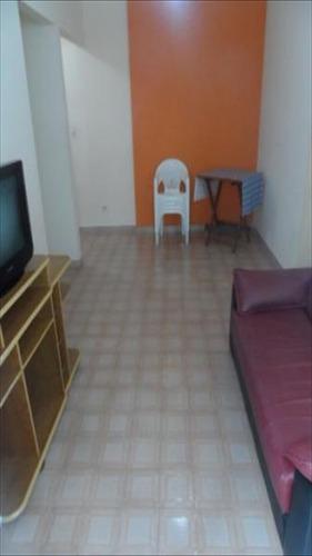 ref.: 1138 - apartamento em praia grande, no bairro vila guilhermina - 2 dormitórios