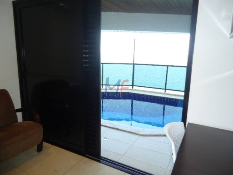 ref 11.388 lindo apartamento  350 m² sendo 3 suítes, 3 vagas, frente para  o mar, lavabo, lazer, varanda c/ piscina. bairro jardim astúrias. - 11388