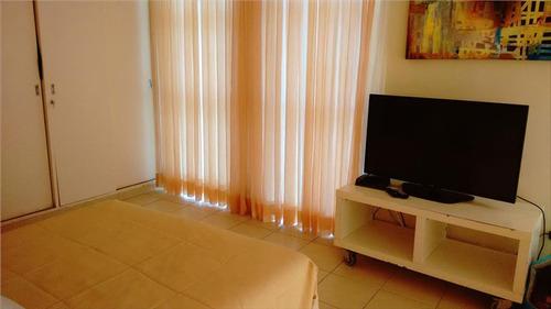ref.: 1141 - apartamento em guaruja, no bairro morro do malu