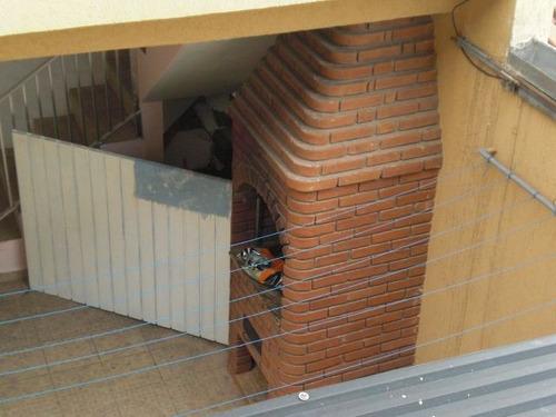 ref.: 1144 - casa em osasco, no bairro jardim ester - 3 dormitórios