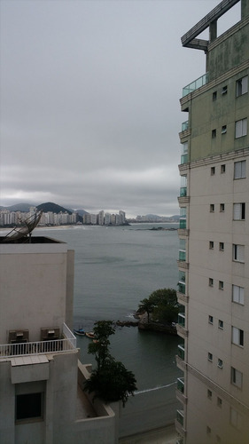 ref.: 1146 - apartamento em guaruja, no bairro jardim asturi